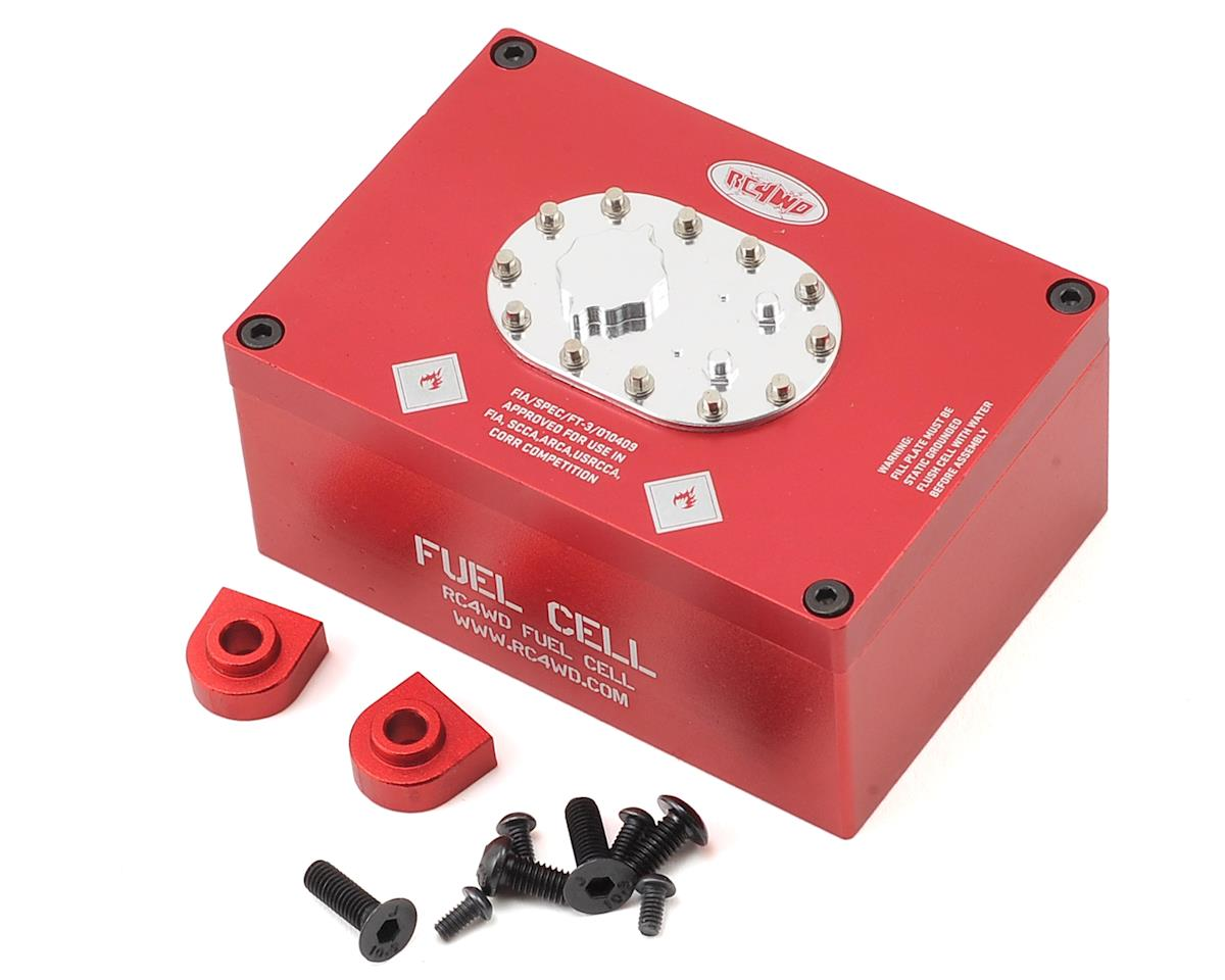 RC4WD Billet Aluminum Fuel Cell Radio Box (Red)
