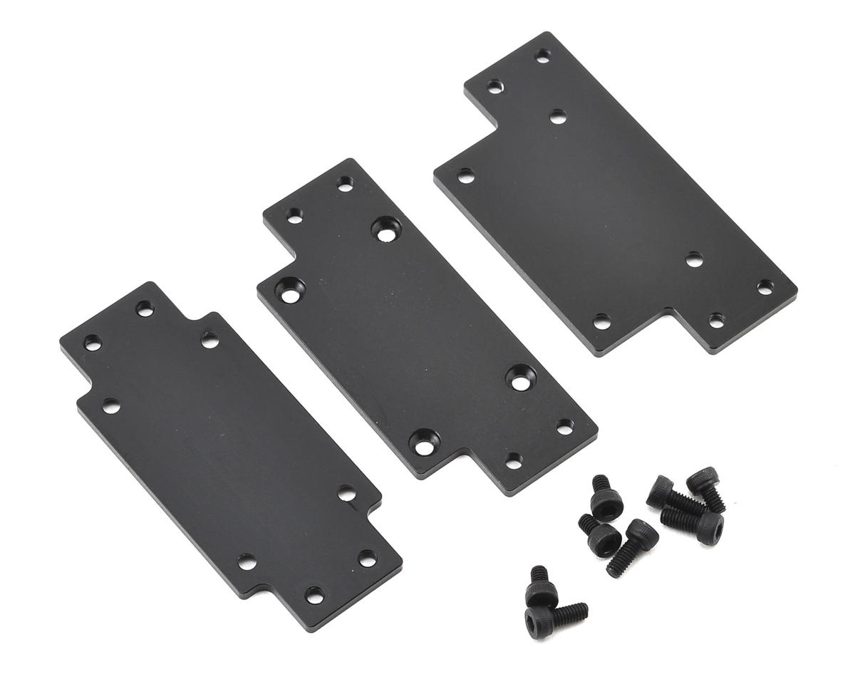 1/10 Warn 9.5Cti Winch CNC Mounting Plates by RC4WD