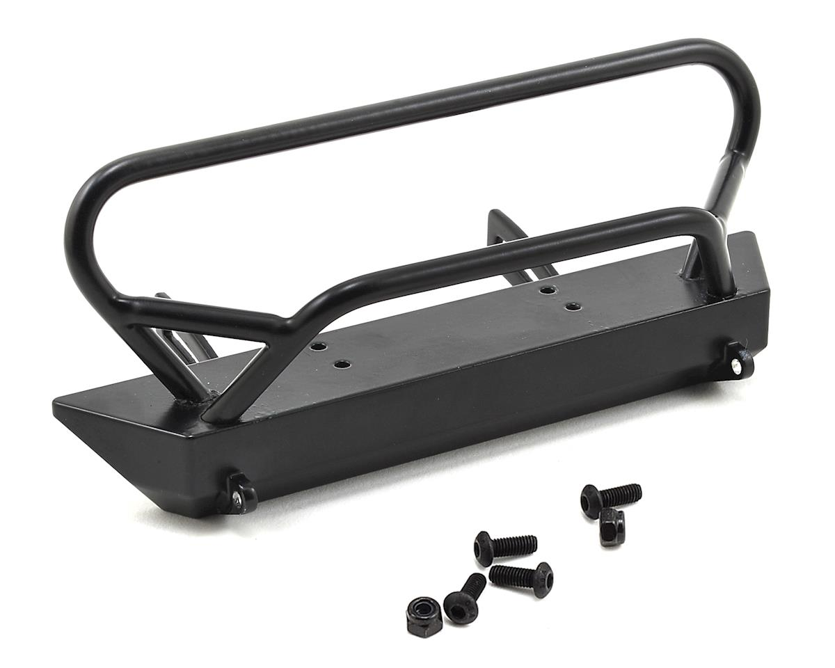 RC4WD SCX10 Jeep Rubicon Tough Armour Winch Bumper & Grill Guard