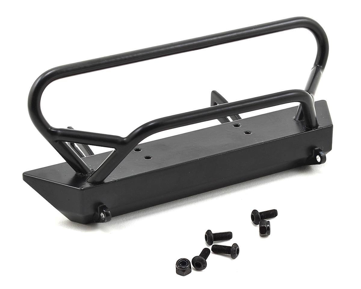 SCX10 Jeep Rubicon Tough Armour Winch Bumper & Grill Guard by RC4WD