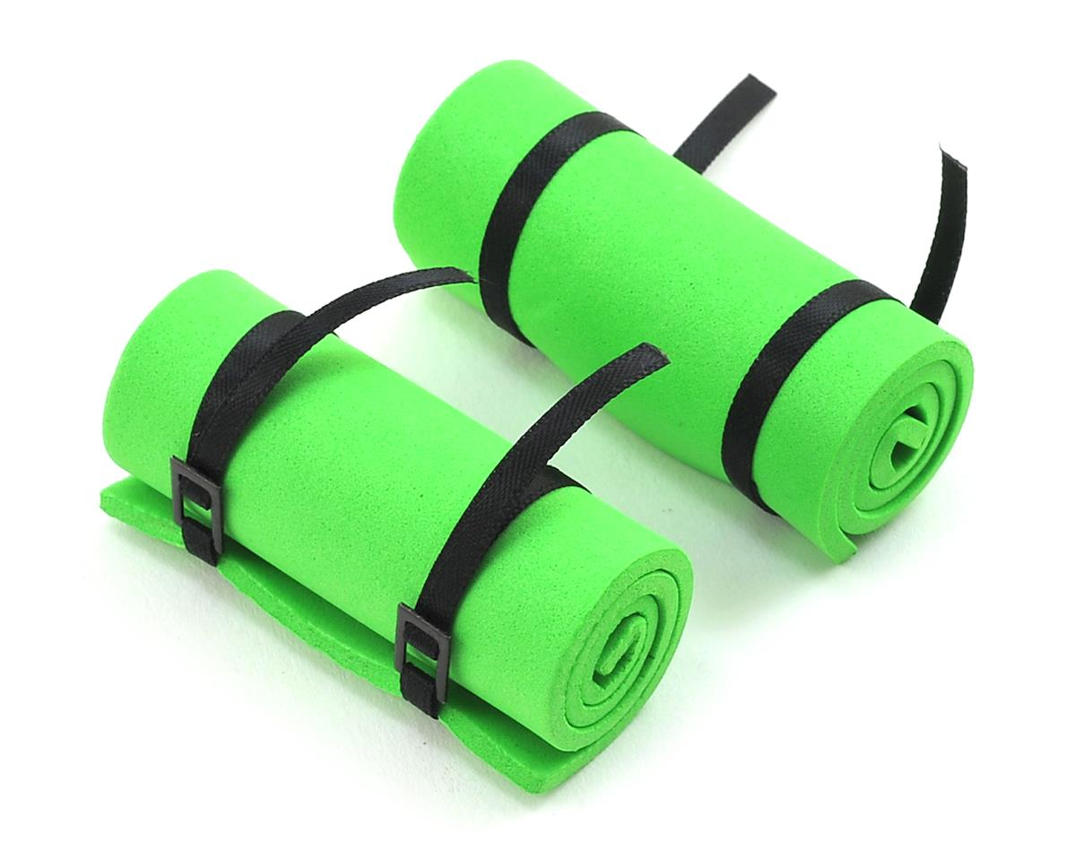RC4WD 1/10 Sleeping Mat w/Straps (Green)