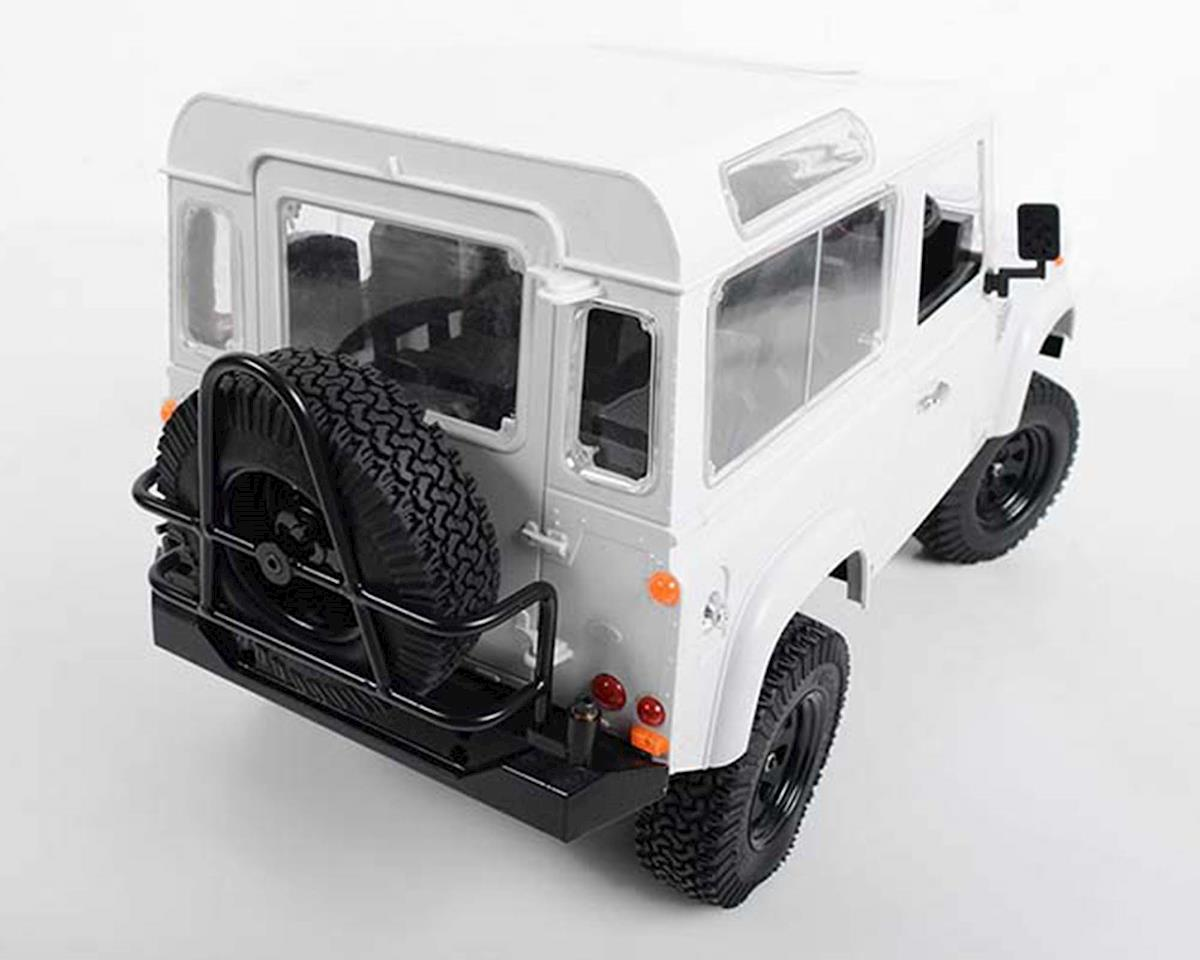 RC4WD Gelande II Tough Armor Rear Bumper w/Tire Holder
