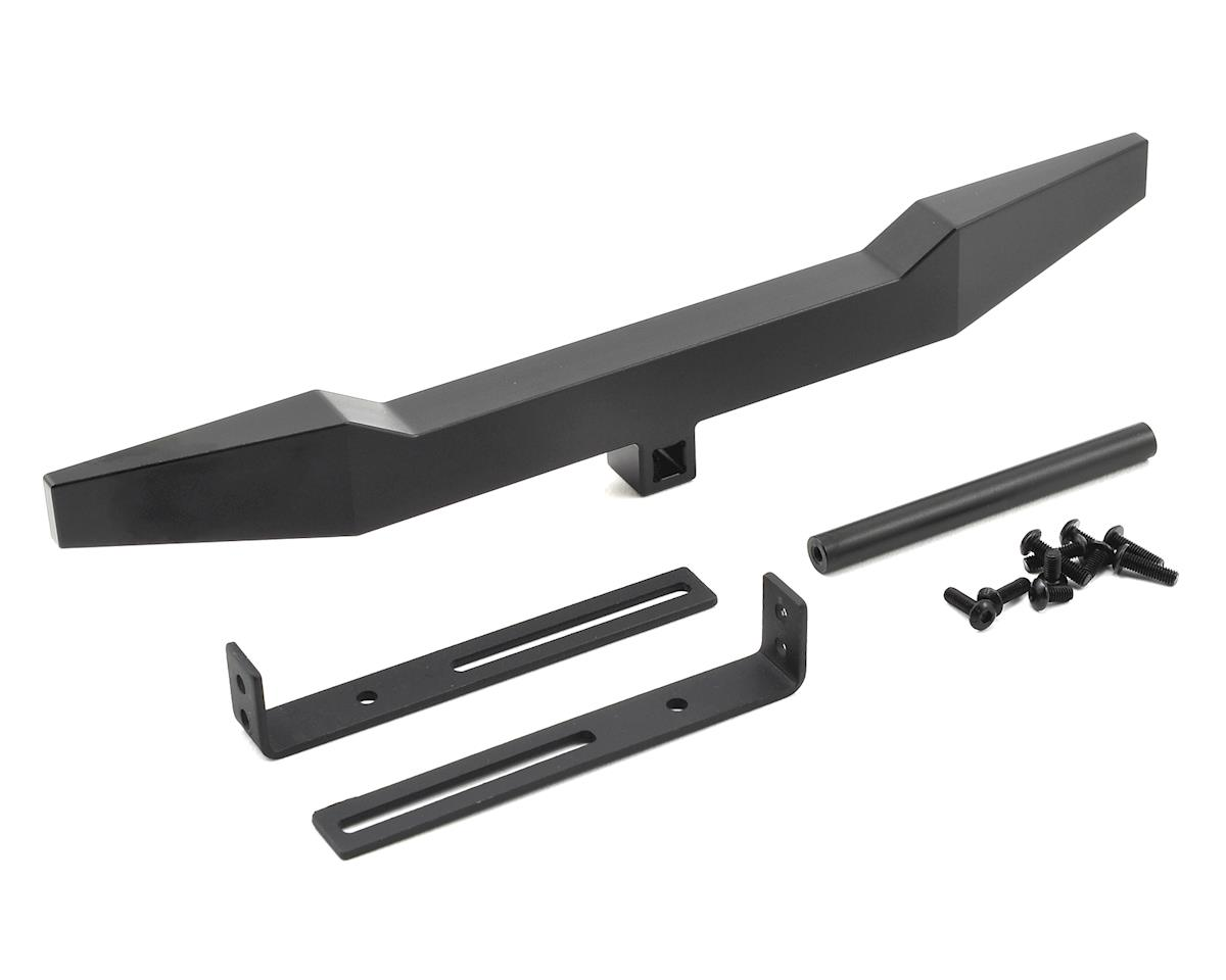 RC4WD Ascender Tough Armor Rear Bumper w/Hitch Mount