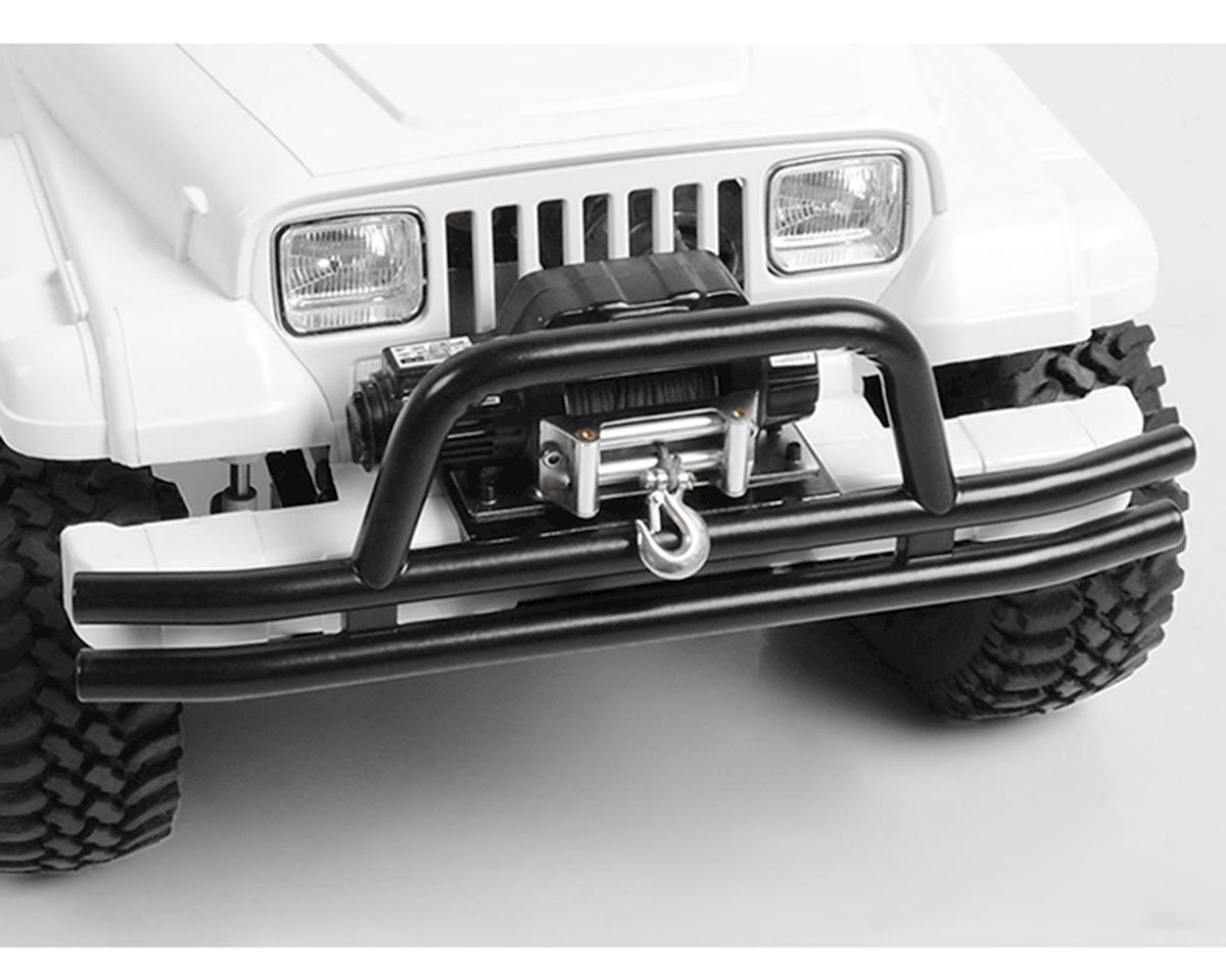 RC4WD Trail Finder 2 SWB Rampage Double Tube Front Bumper w/Hoop