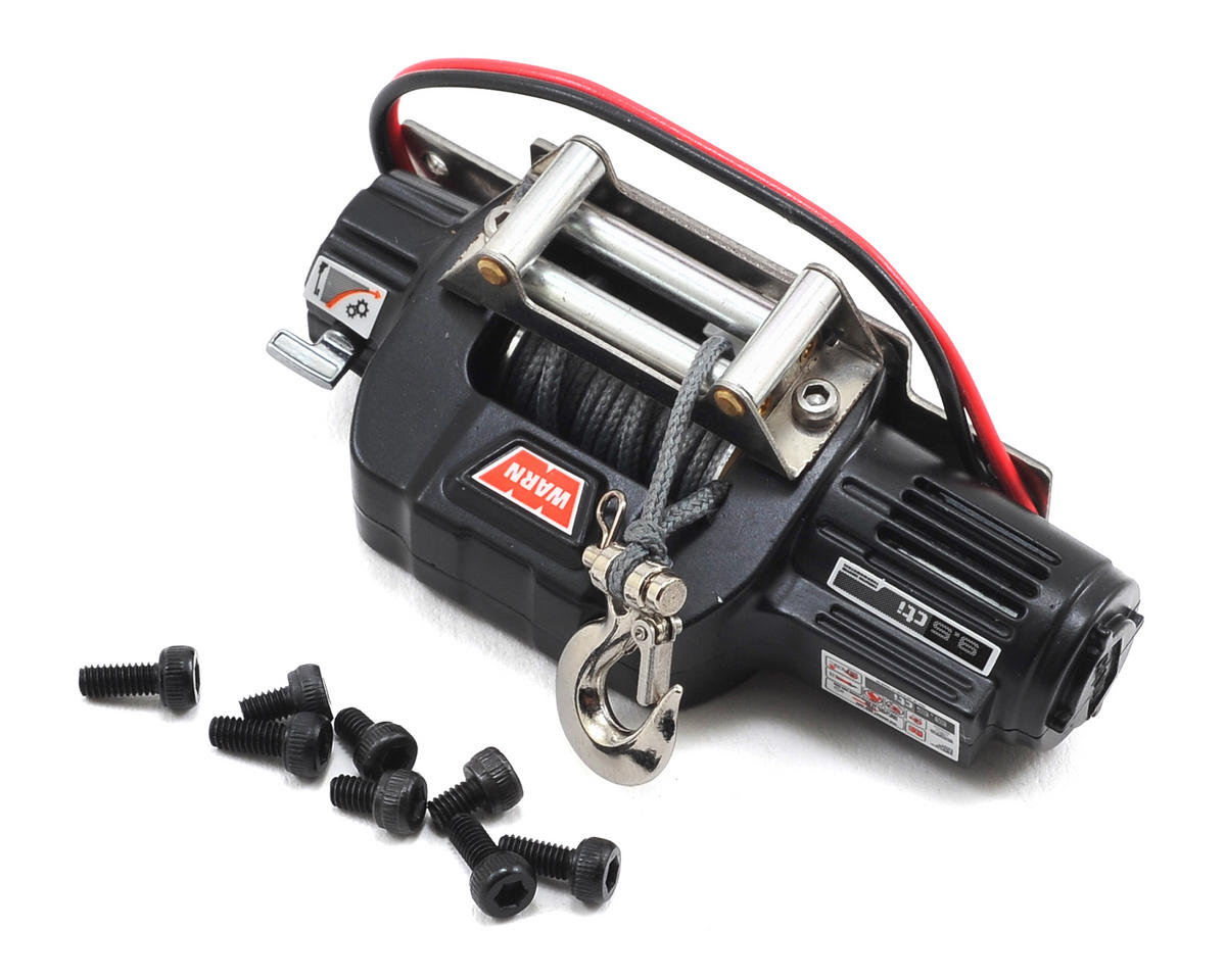 Mini Warn 9.5cti Winch