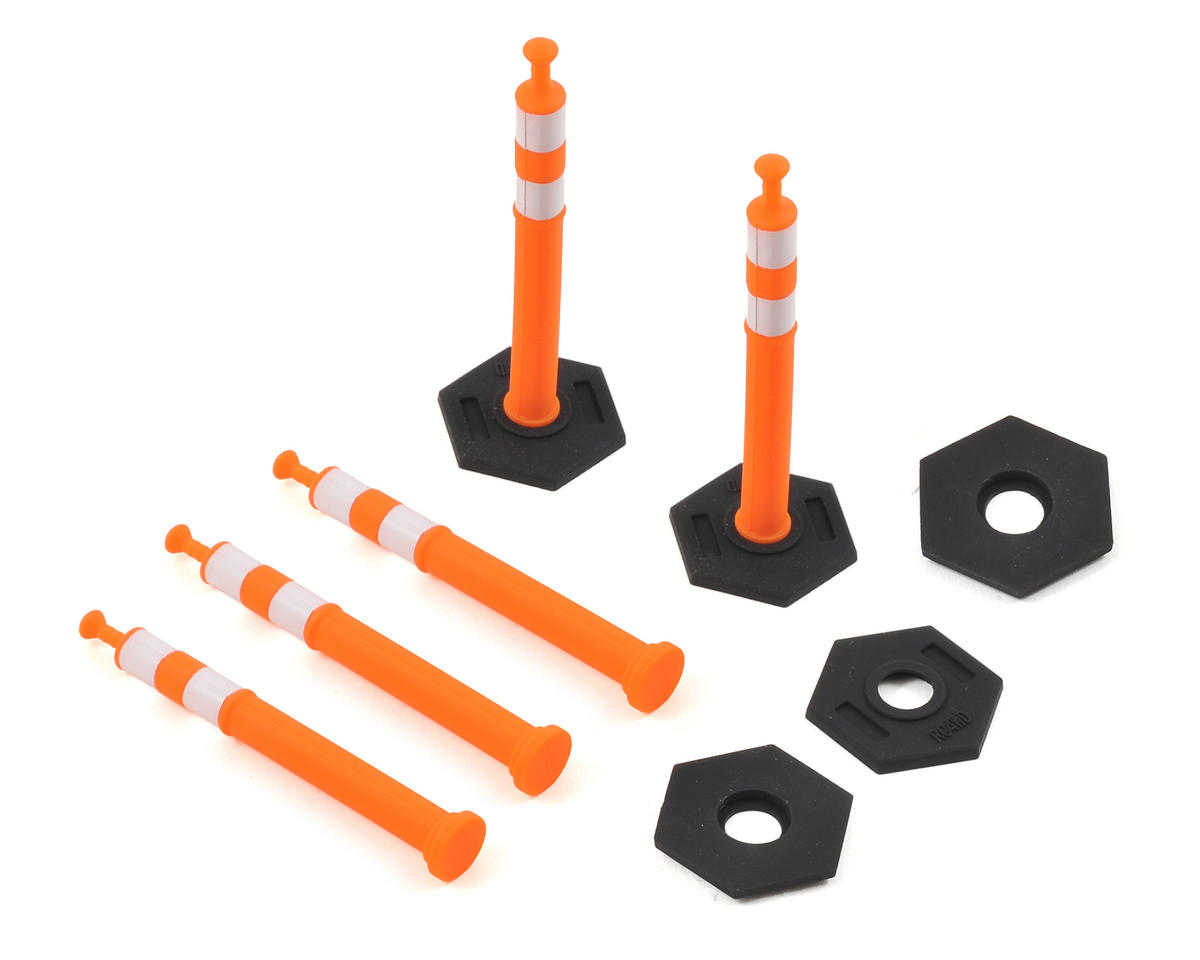 1/12 Highway Traffic Cones (5) by RC4WD