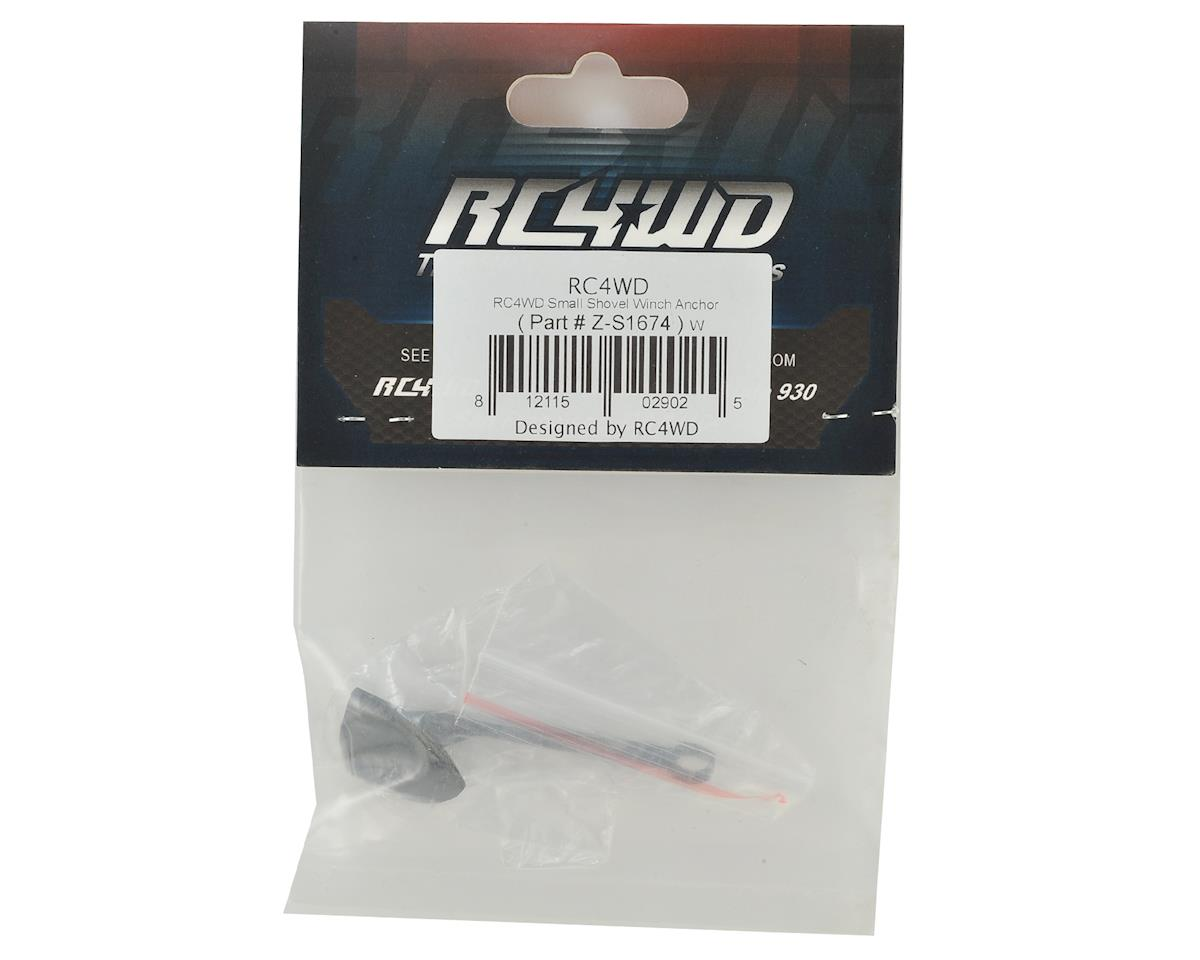 RC4WD Small Shovel Winch Anchor
