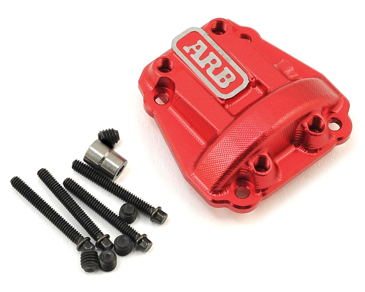RC4WD Vaterra Ascender ARB Differential Cover (Red)