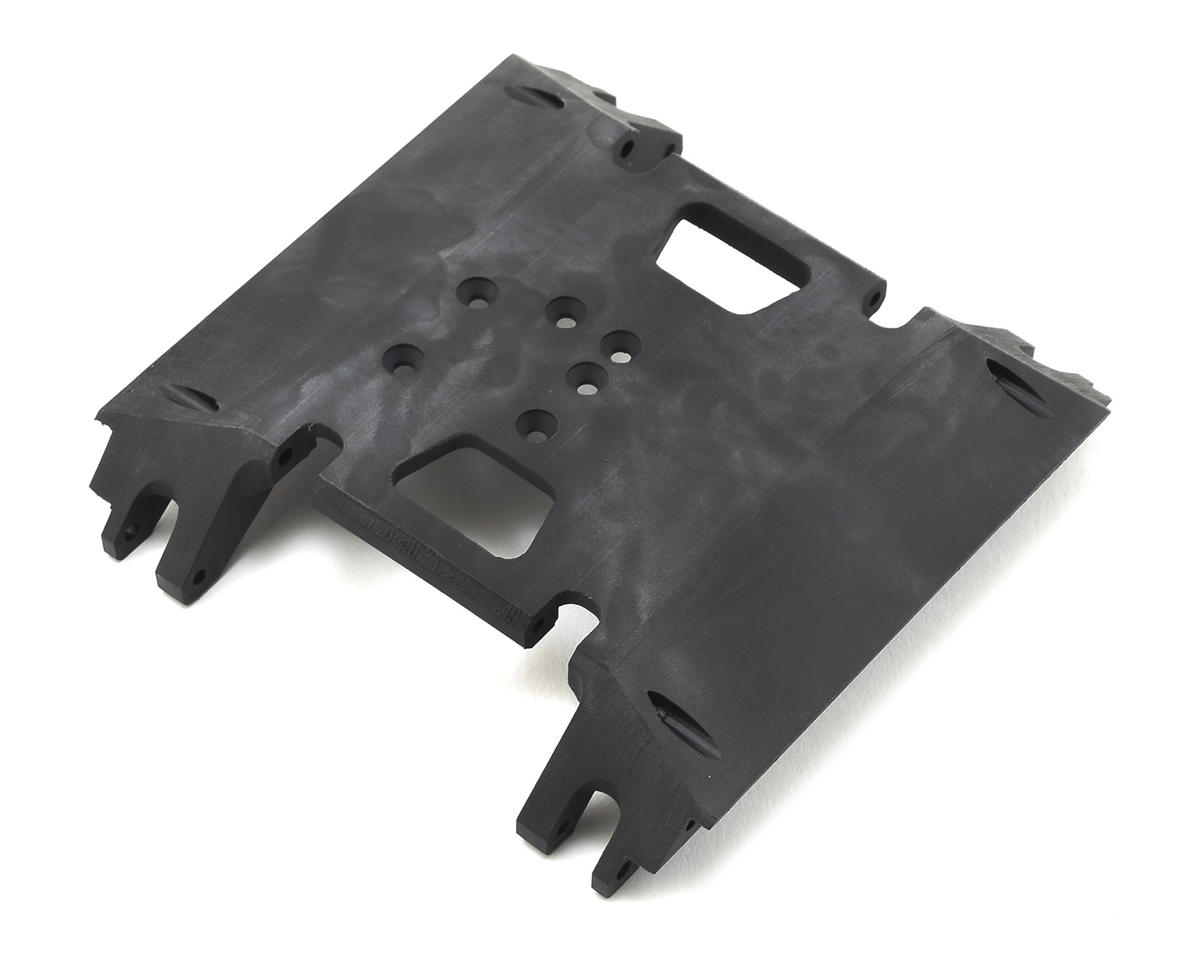Axial Wraith Delrin Lower Skid Plate by RC4WD