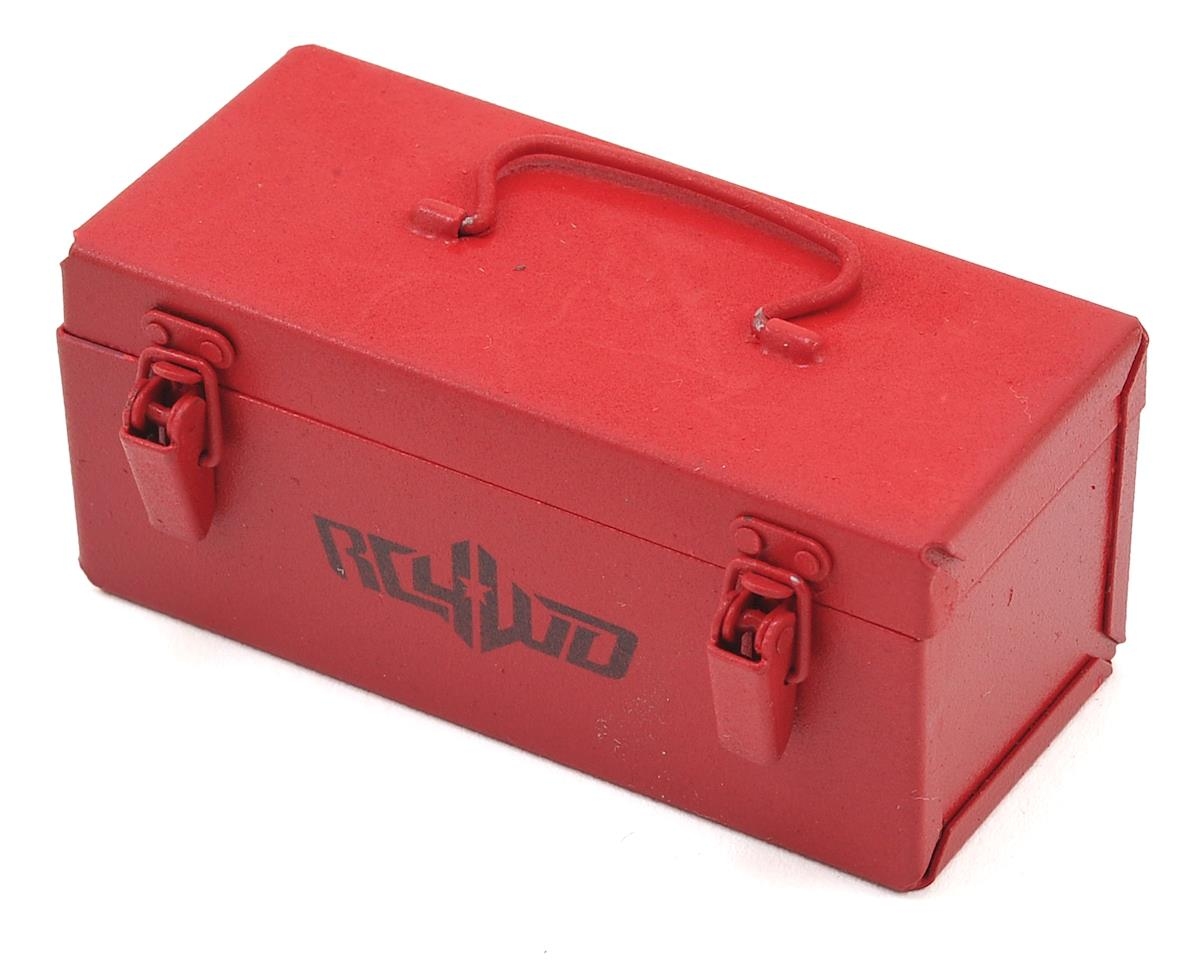 Garage Series 1/10 Metal Tool Box by RC4WD