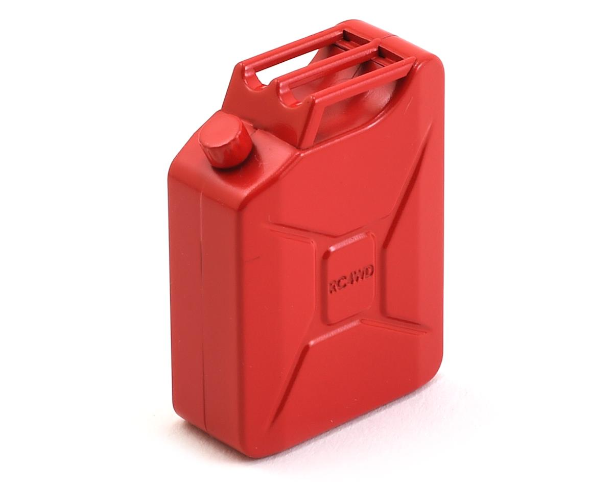 RC4WD Garage Series 1/10 Unleaded Fuel Jerry Can