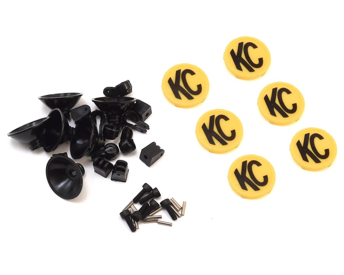RC4WD 1/10 KC HiLiTES LED Light Bucket Set