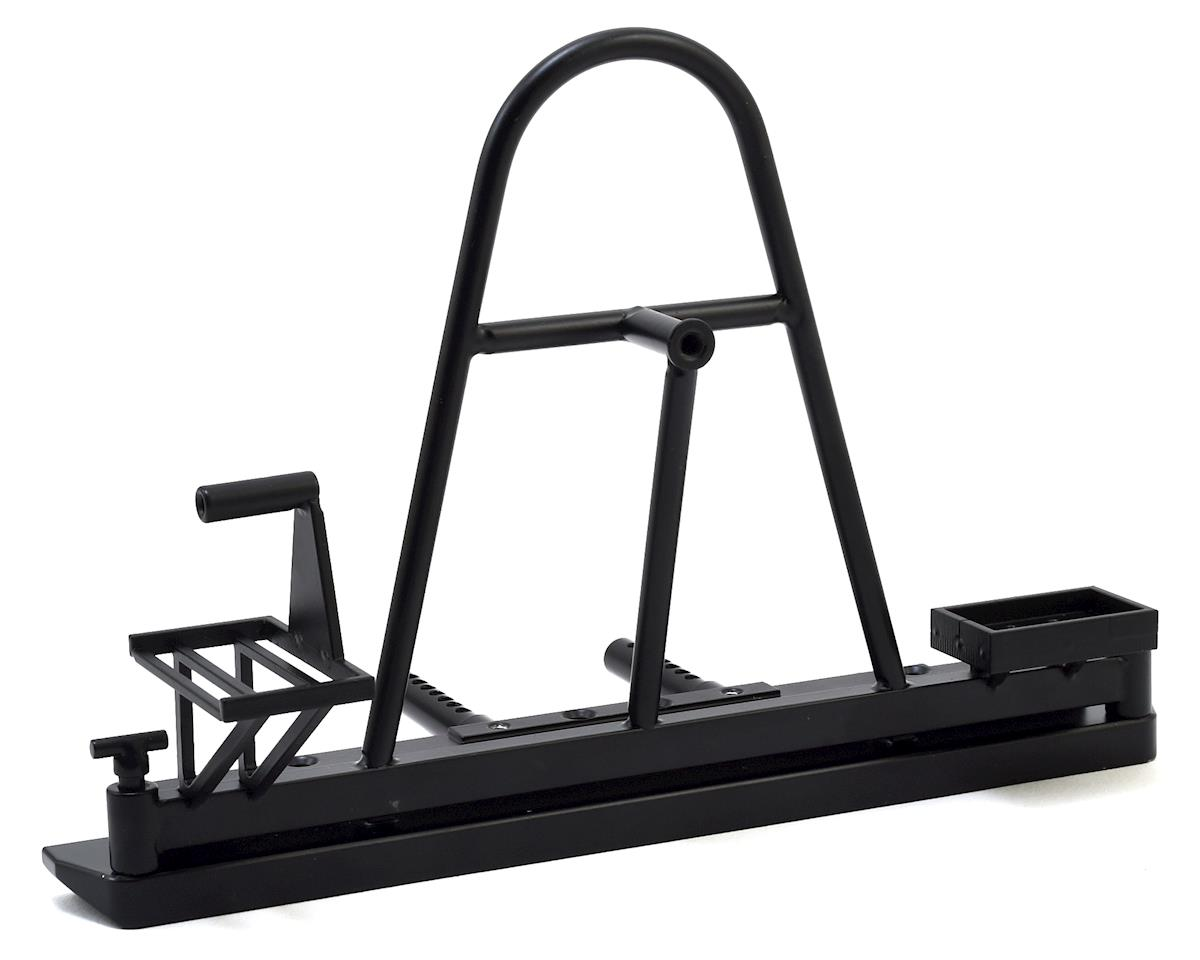 RC4WD Traxxas TRX-4 Rear Swing Away Tire Carrier Bumper