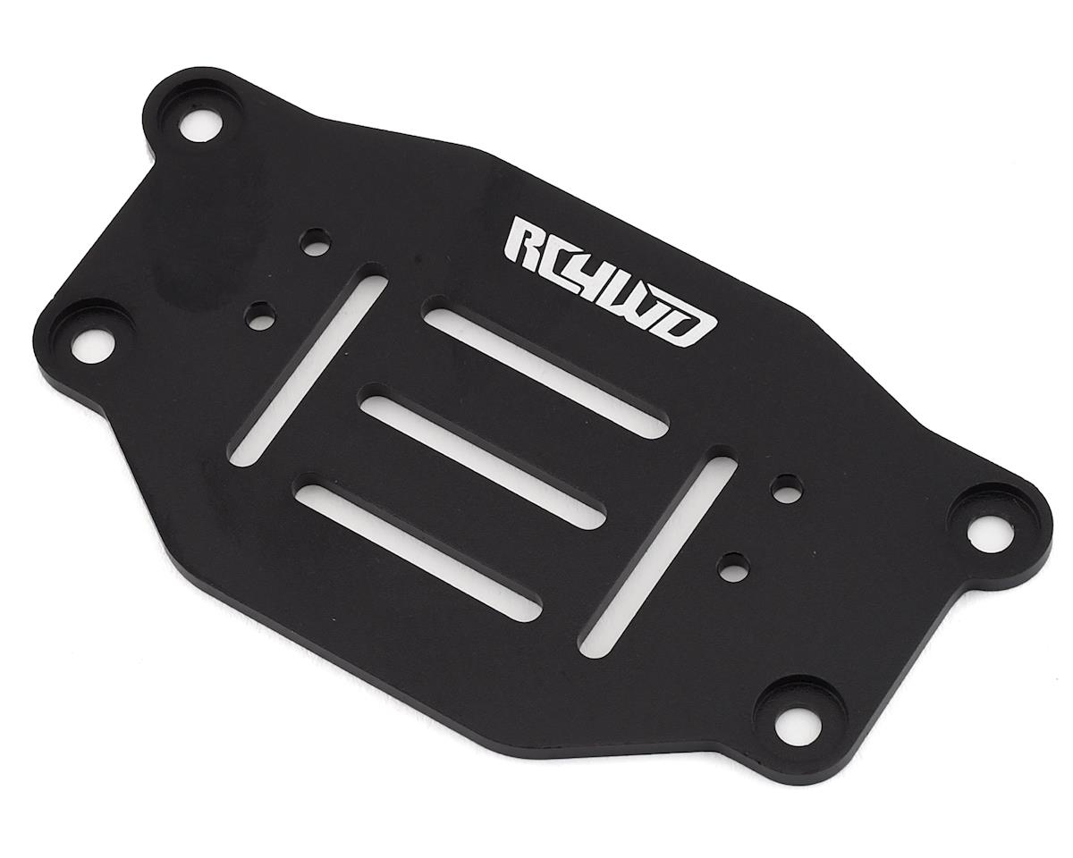 RC4WD TRX-4 Bronco Warn Winch Mounting Plate | relatedproducts