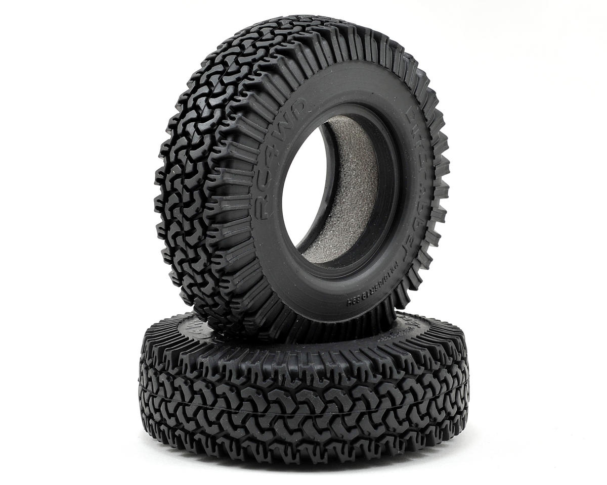 "RC4WD Dirt Grabber 1.9"" All Terrain Tires (2)"