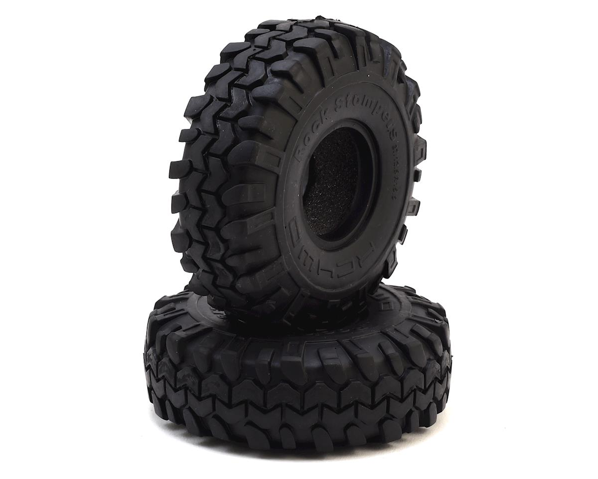 "RC4WD Rock Stompers 1.55"" Offroad Tires (2) (X3)"