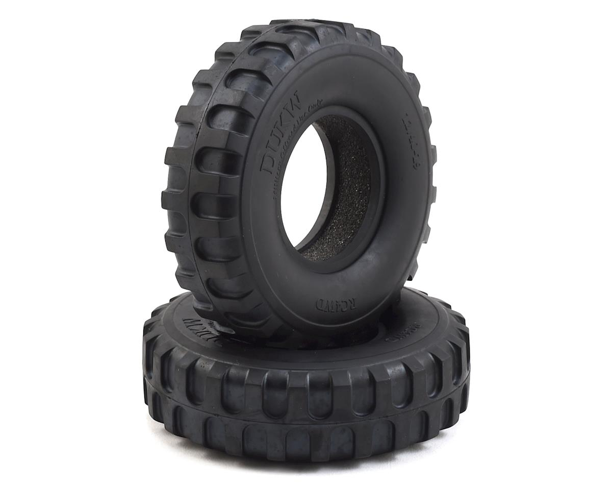 "RC4WD DUKW 1.9"" Military Offroad Tires"