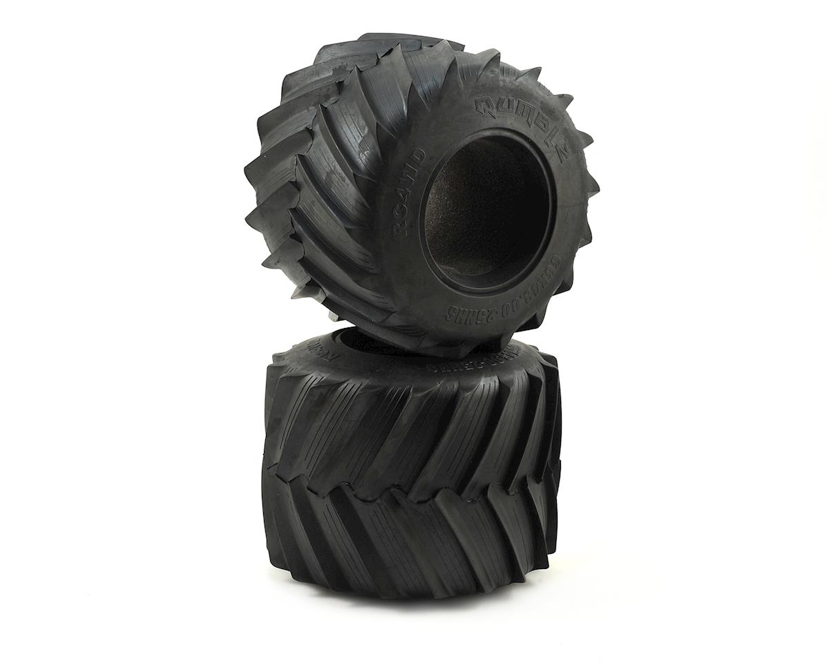 RC4WD The Rumble Monster Truck Racing Tires (2)