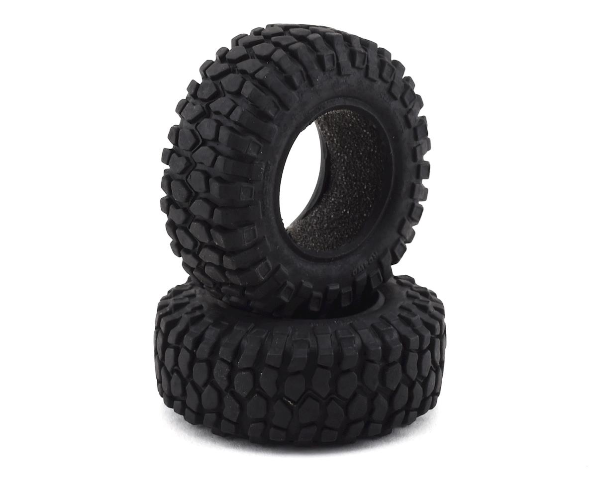 "Rock Crusher 1.0"" Micro Crawler Tires by RC4WD"