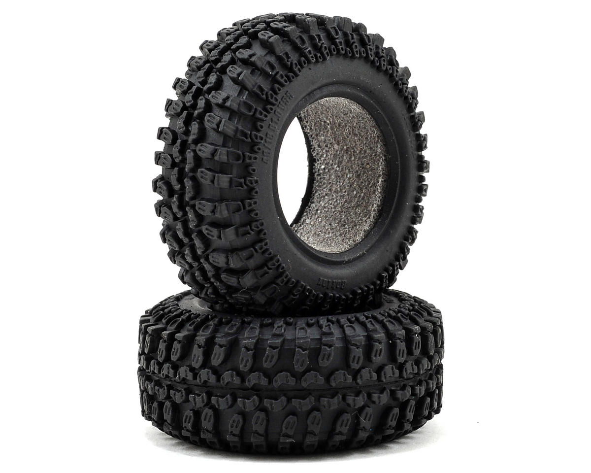 "RC4WD ""Rok Lox"" Micro Comp Tires (2) (X3)"