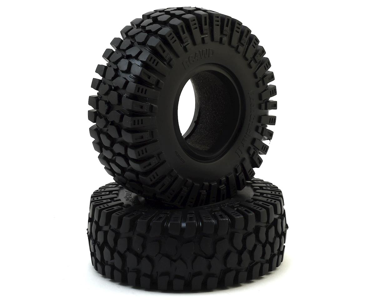 "RC4WD Rock Crusher II X/T 1.9"" Scale Tire"