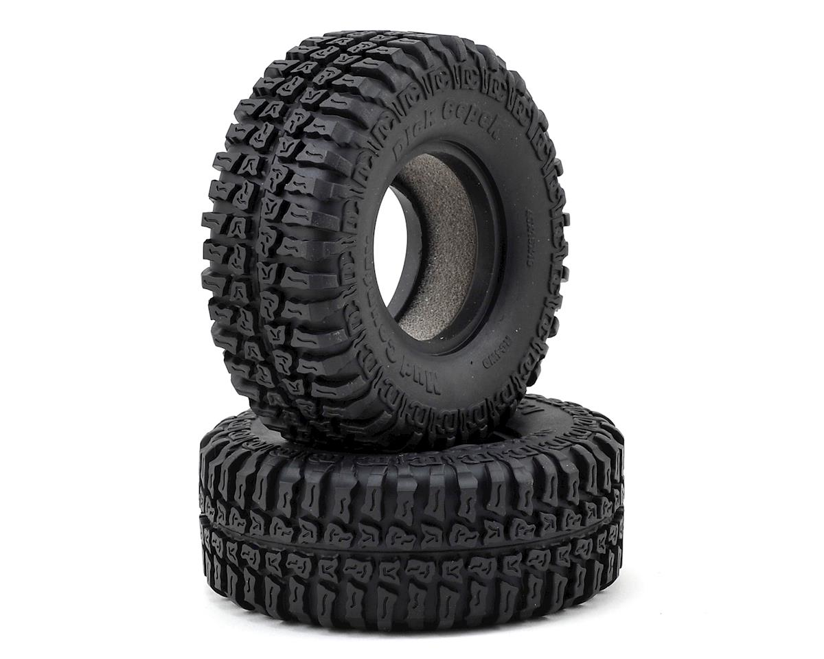 "RC4WD Dick Cepek 1.9"" Mud Country Scale Tires (2) (X3)"