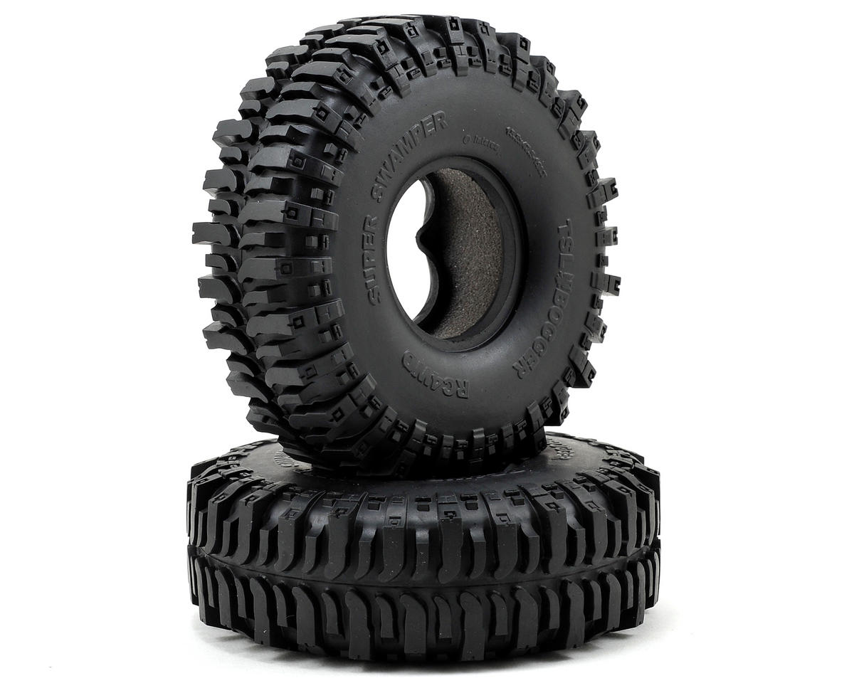 "RC4WD Interco Super Swamper TSL/Bogger 1.9"" Scale Rock Crawler Tires (2)"