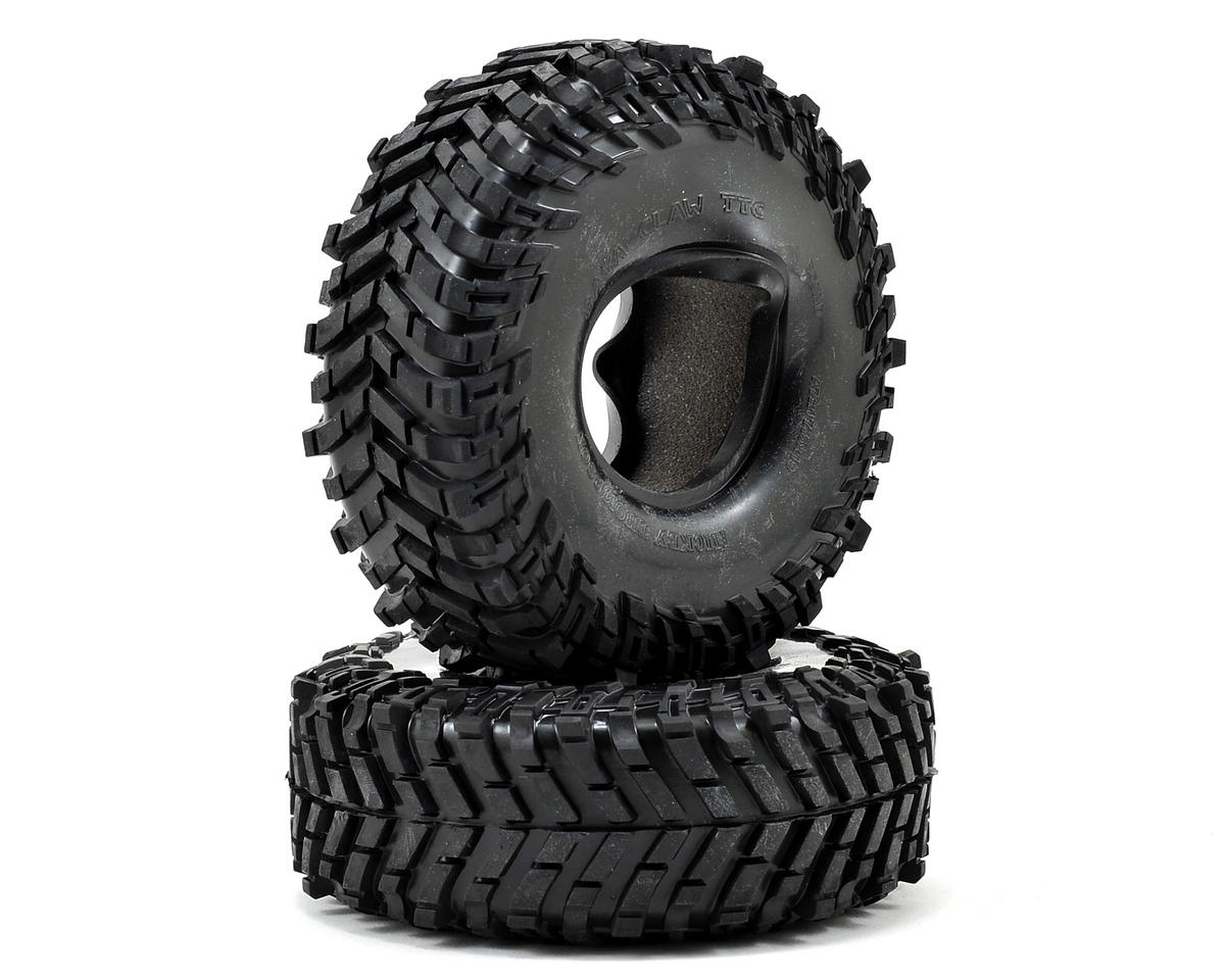 "Mickey Thompson Baja Claw TTC 1.9"" Scale Rock Crawler Tires (2) by RC4WD"
