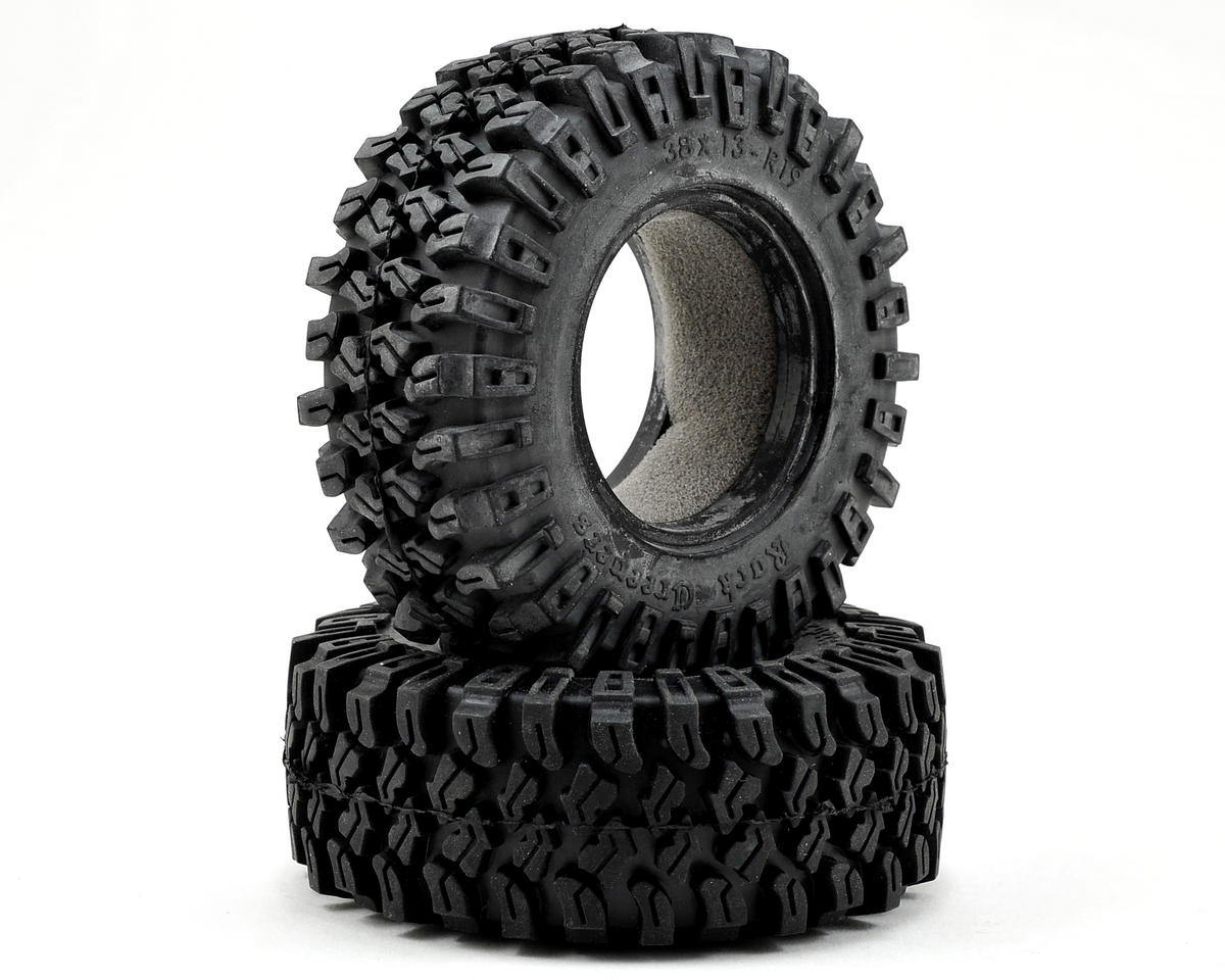 "RC4WD Rock Creepers 1.9"" Scale Rock Crawler Tires (2)"