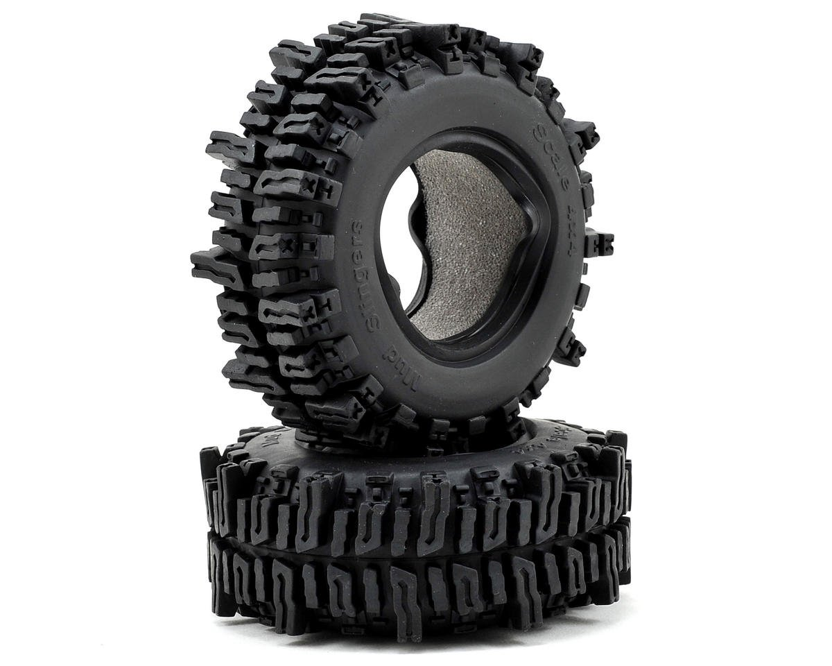 "RC4WD Mud Slingers 1.9"" Rock Crawler Tires (2)"