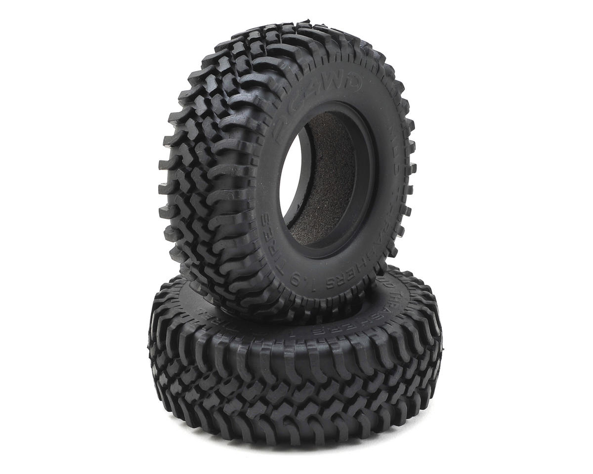"RC4WD Mud Thrashers 1.9"" Scale Crawler Tire (2) (X3)"