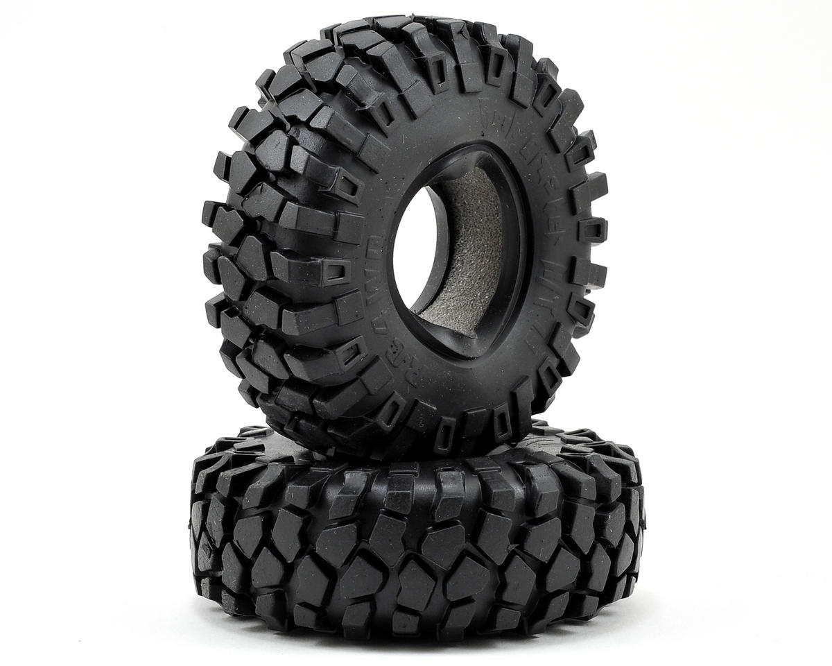 "Rock Crusher X/T 1.9"" Rock Crawler Tires (2) (X3) by RC4WD"