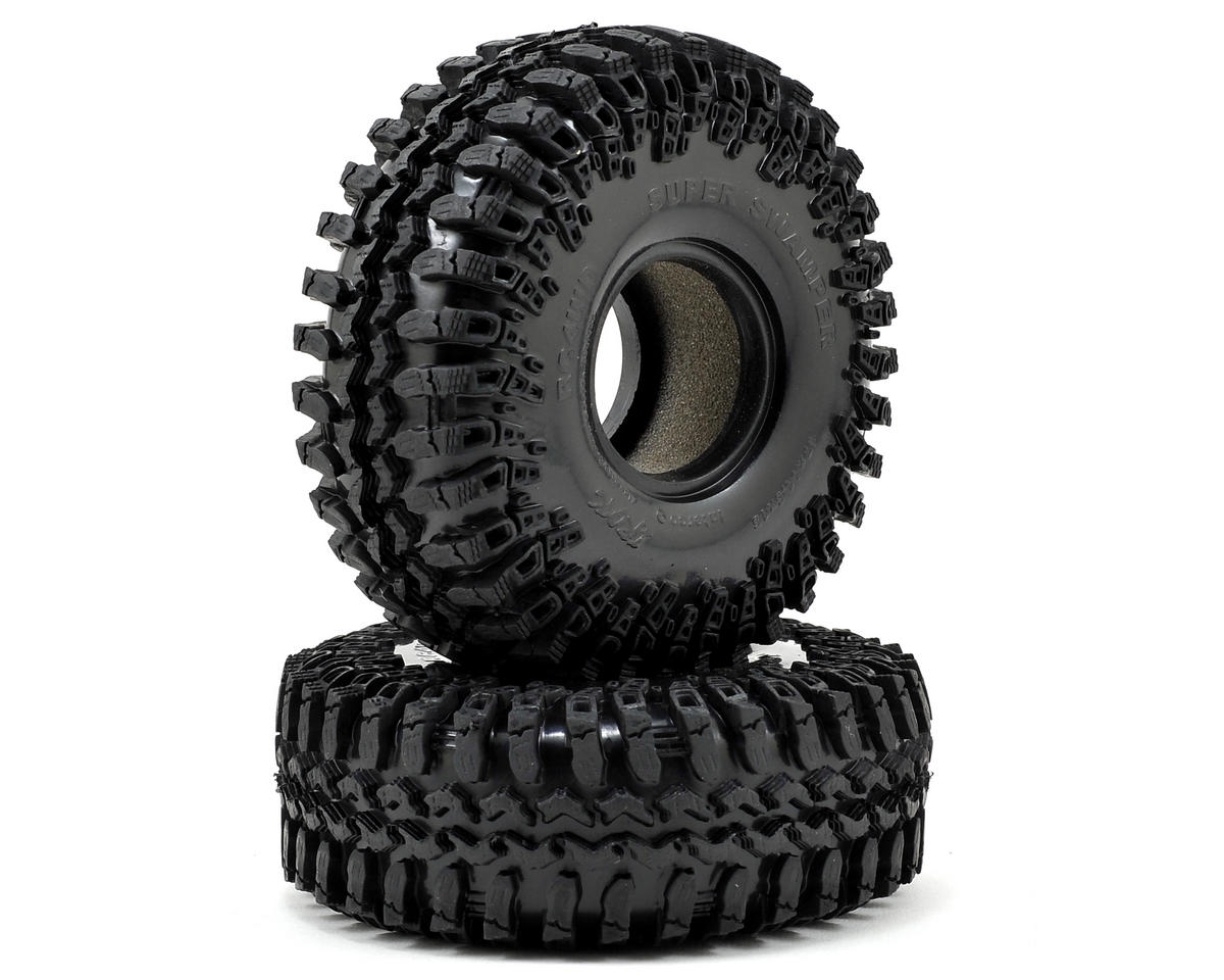 "Interco ""IROK Super Swamper"" 1.55"" Scale Rock Crawler Tires (2) (X3) by RC4WD"