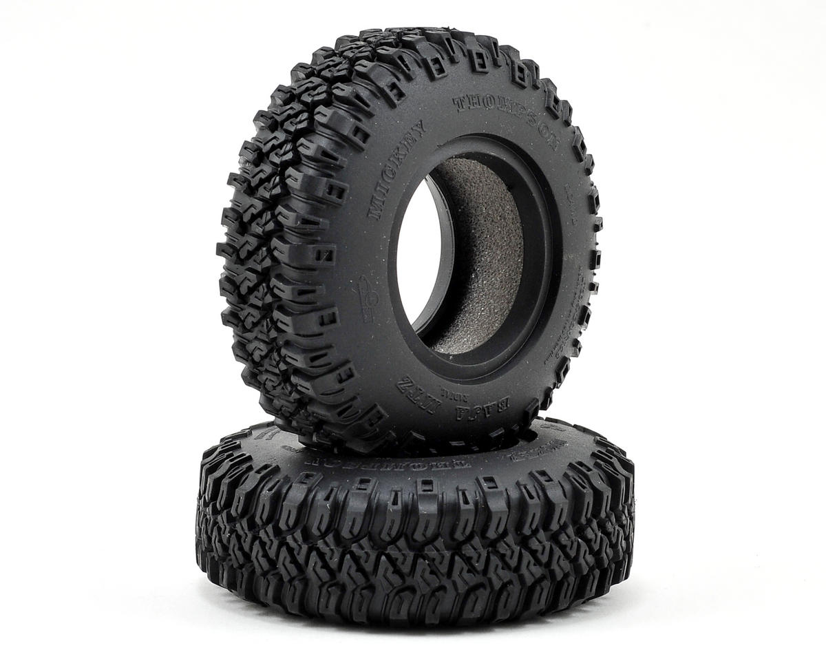 "RC4WD Mickey Thompson ""Baja MTZ"" 1.55"" Scale Rock Crawler Tires (2)"