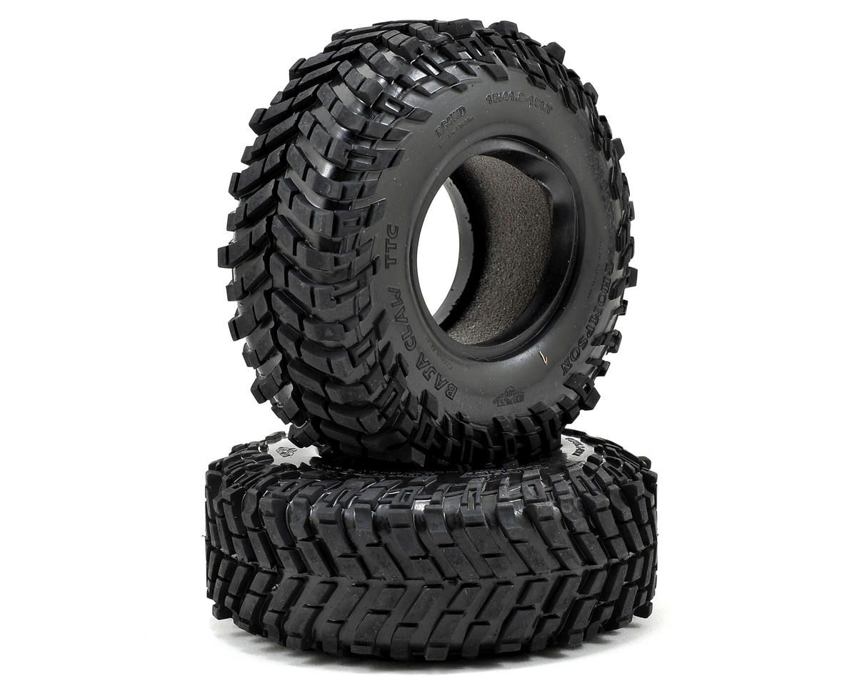 "RC4WD Mickey Thompson Baja Claw TTC 1.9"" Scale Rock Crawler Tires (2)"