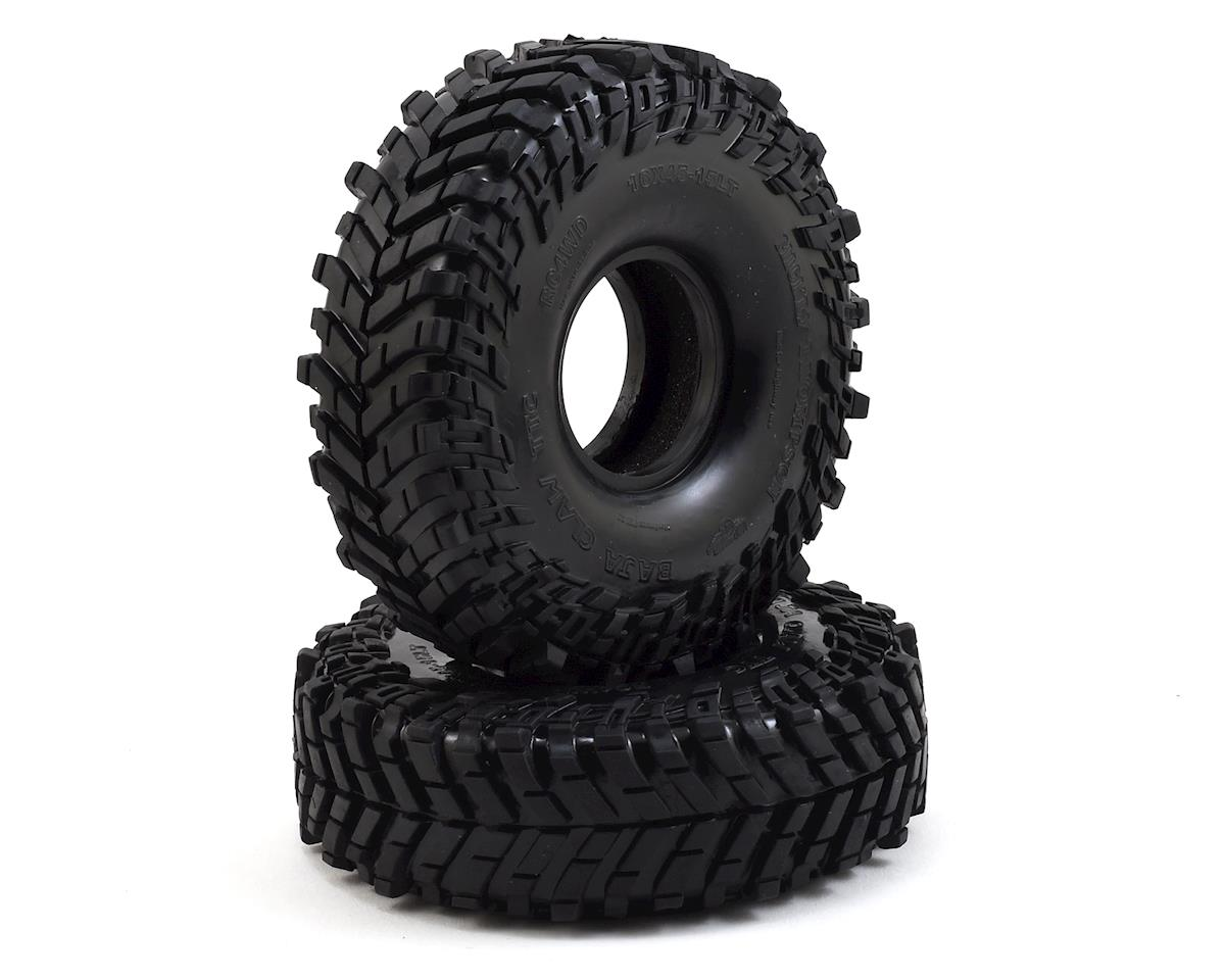 "Mickey Thompson 1.55"" Baja Claw TTC Scale Tires (2) by RC4WD"