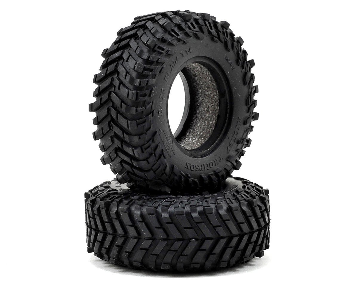 "Mickey Thompson ""Baja Claw TTC"" Micro Crawler Tires (2) (X3) by RC4WD"