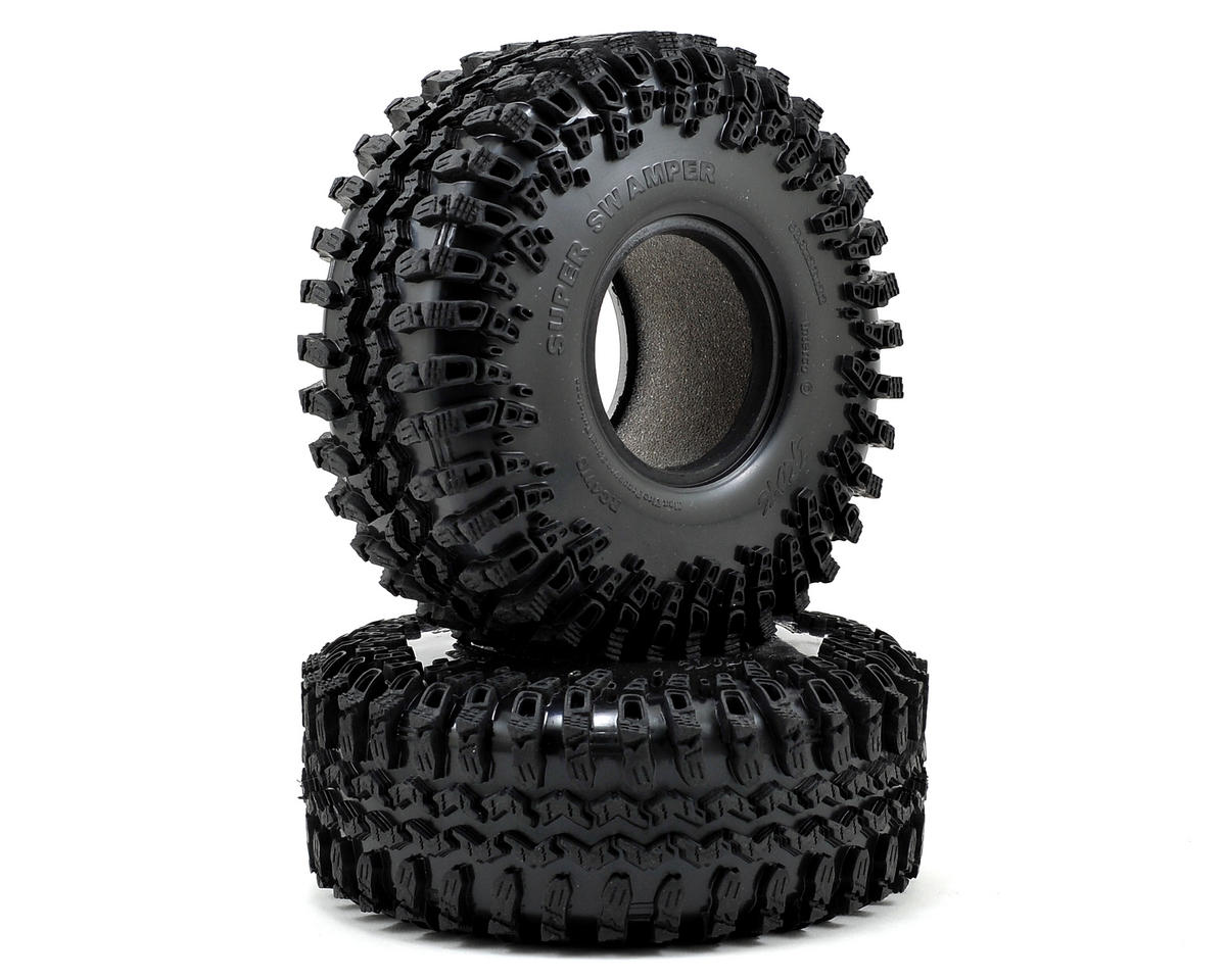 "RC4WD Interco IROK Super Swamper 2.2"" Scale Rock Crawler Tires (2) (X2)"