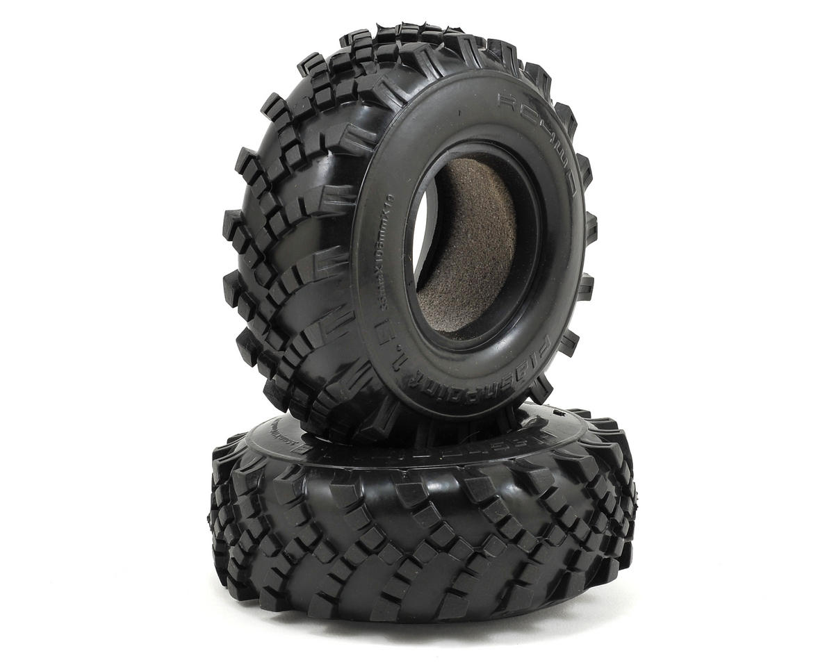 "RC4WD FlashPoint 1.9"" Military Off Road Tires (X2)"