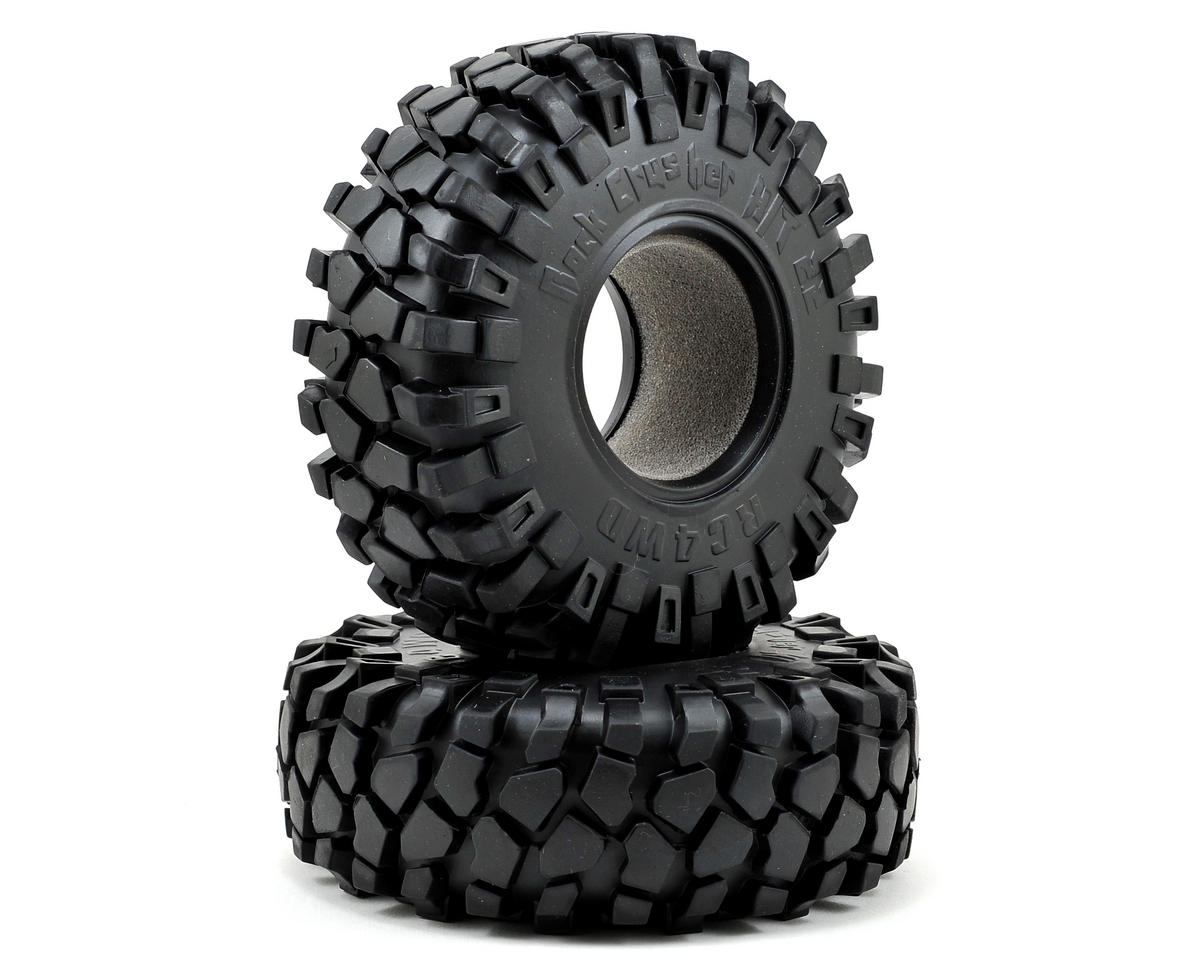 "Rock Crusher X/T 2.2"" Rock Crawler Tires (2) (X3) by RC4WD"