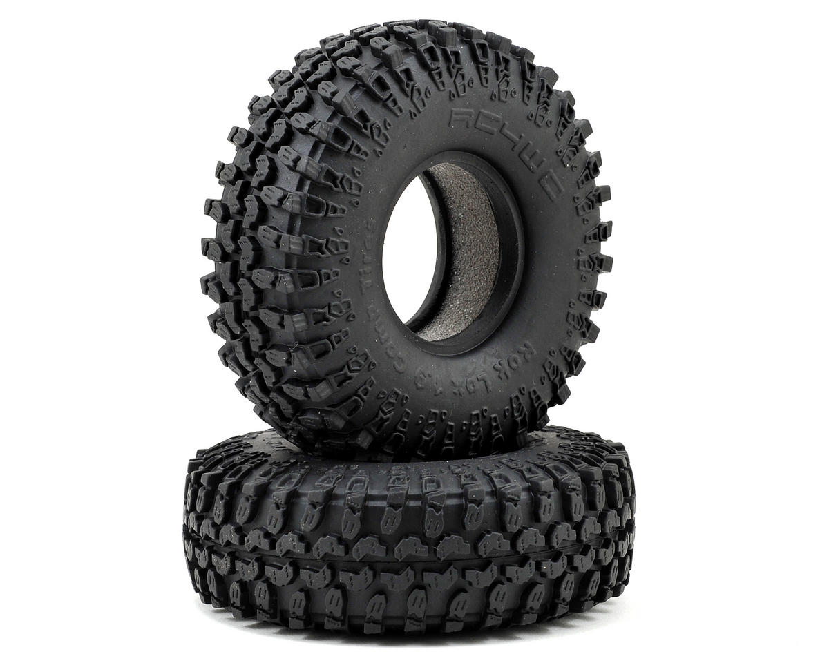 "RC4WD Rok Lox 1.9"" Comp Tires (2) (X3)"