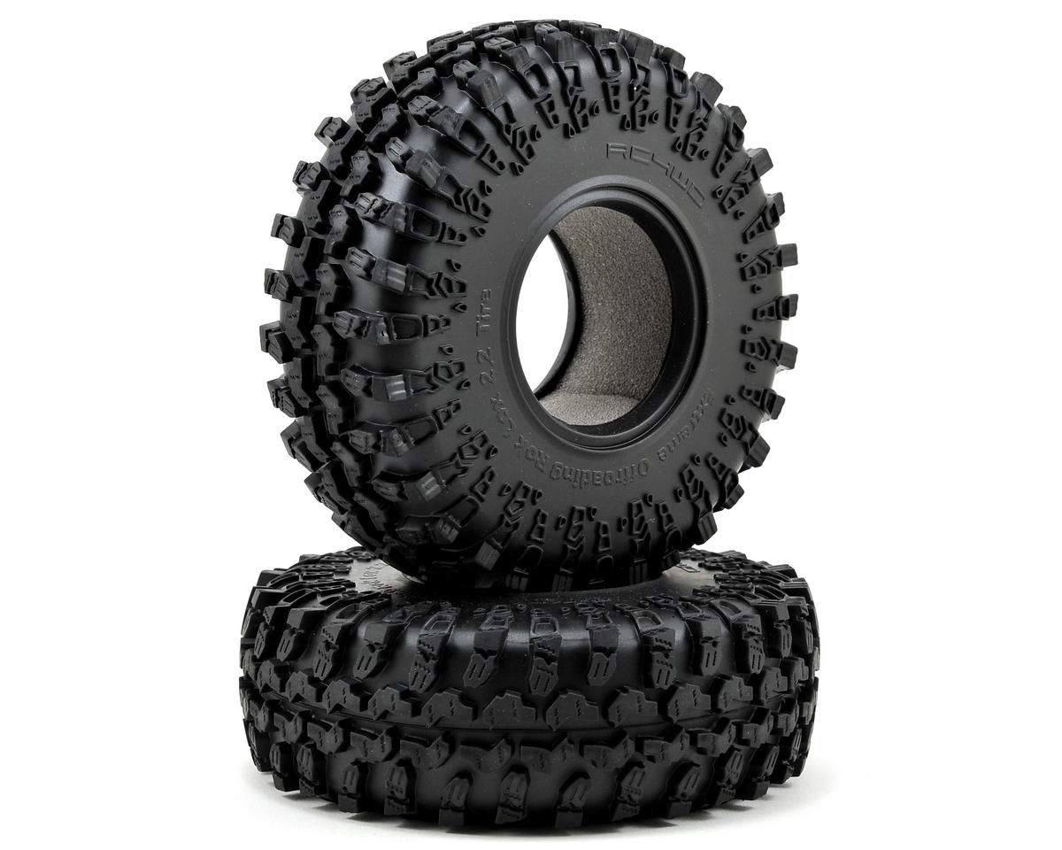 "RC4WD Rok Lox 2.2"" Comp Rock Crawler Tires (2) (X3)"