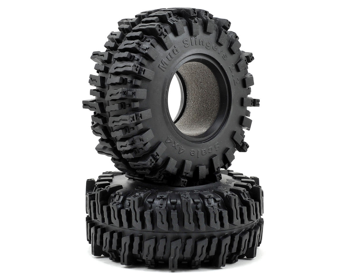 "RC4WD Mud Slingers 2.2"" Rock Crawler Tires (2) (X3)"