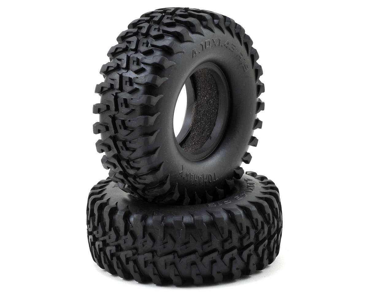 "RC4WD Tomahawk 1.9"" Scale Crawler Tires (2) (X3)"