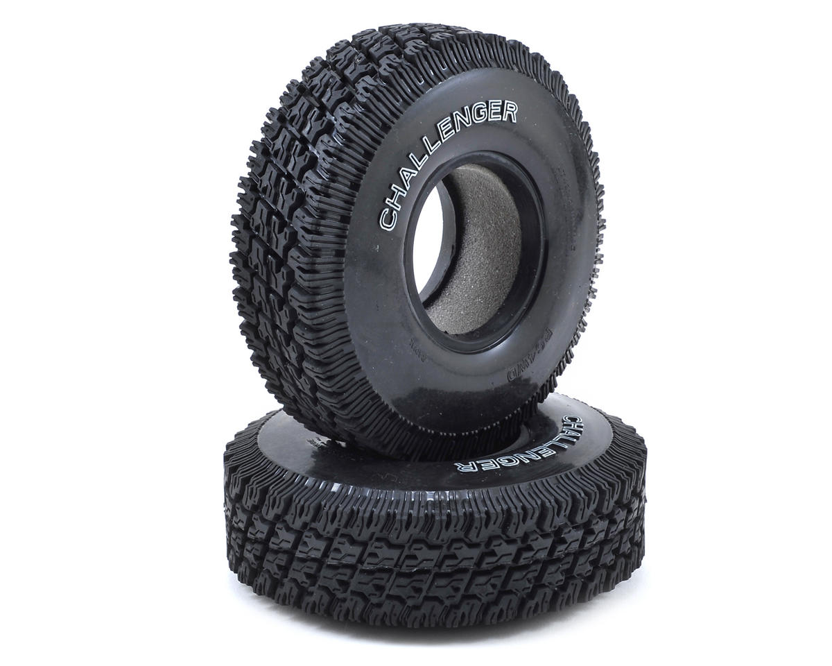 "RC4WD Challenger 1.9"" Scale Crawler Tires (2) (X2 SS)"