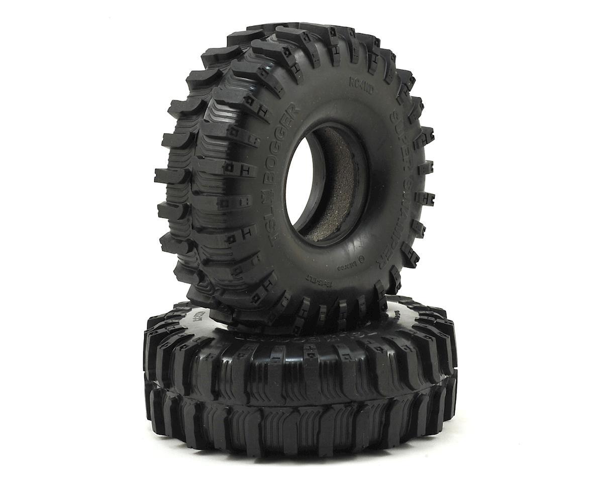 """RC4WD Interco Super Swamper 1.7"""" TSL/Bogger """"Siped"""" Scale Tire (2) (X2)"""