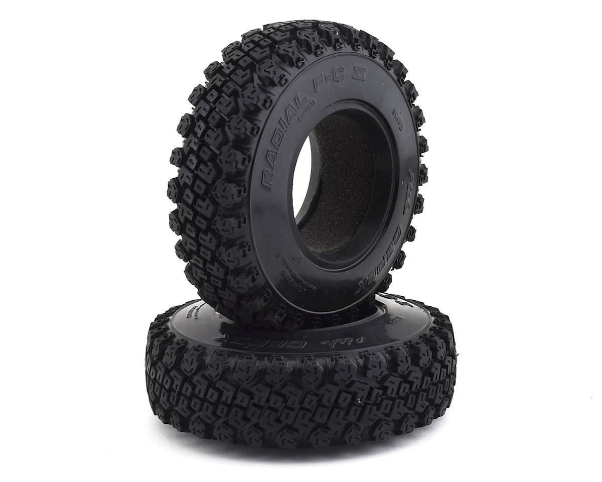 RC4WD Dick Cepek FC-II 1.9 Tire (2) (X2) [RC4ZT0119] | Rock Crawlers - HobbyTown