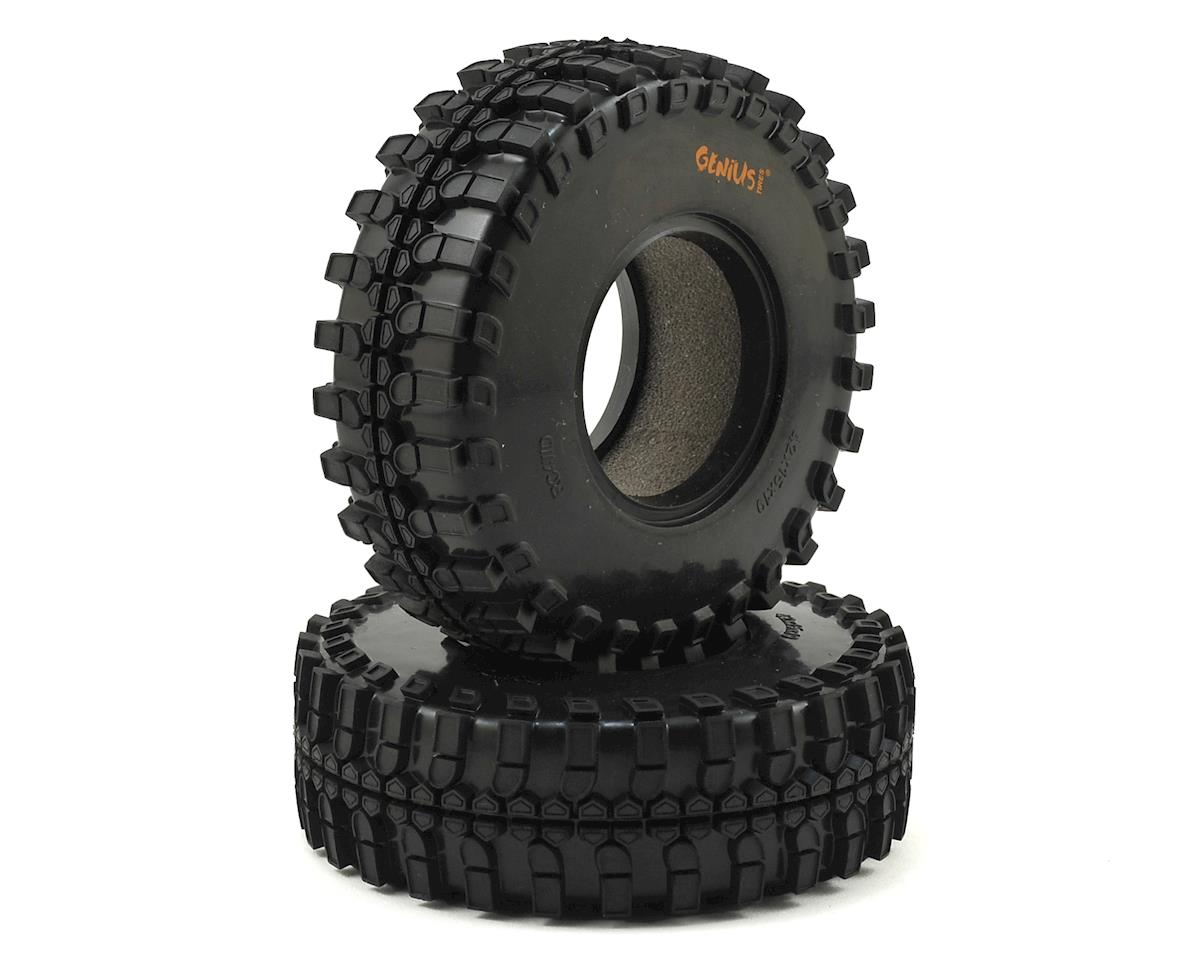"RC4WD Genius Sem Limites 2 1.9"" Scale Tires (2) (X2)"