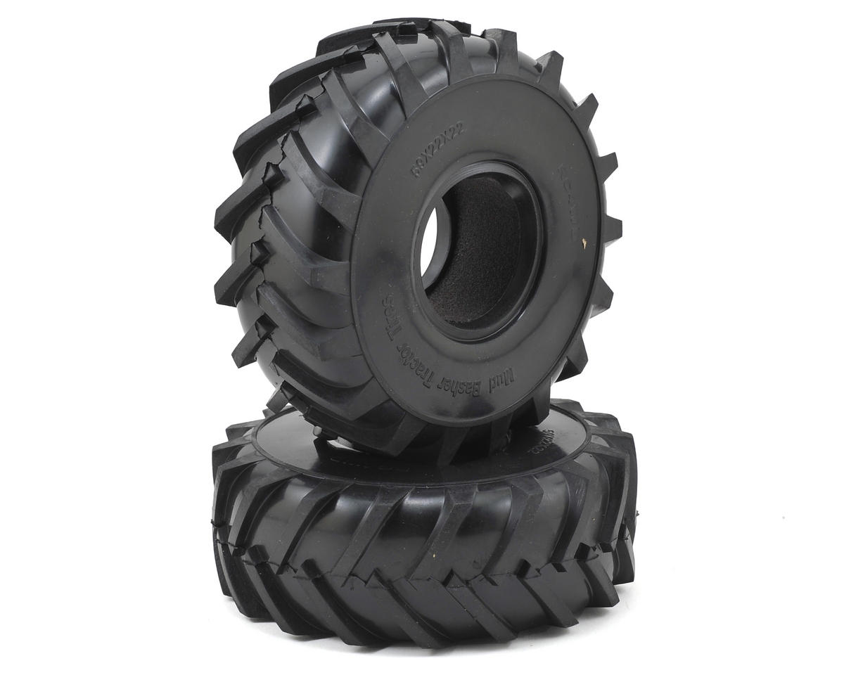 "RC4WD Mud Basher 2.2"" Scale Tractor Tires (2)"