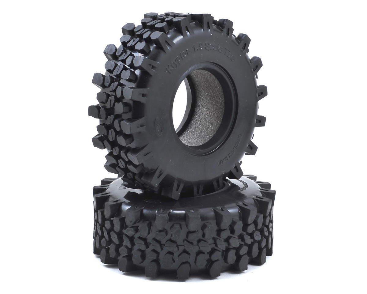 "RC4WD Krypton 1.9"" Scale Crawler Tires (2) (X2)"